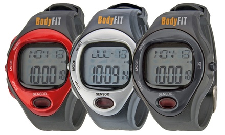 BodyFit Pulse Watch in a Choice of Colour for £14.99