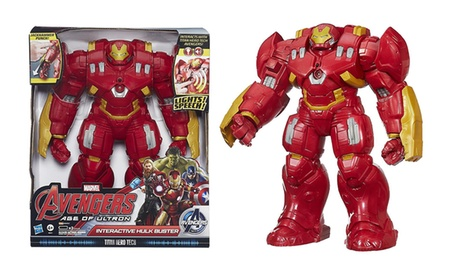 Avengers: Age of Ultron Interactive Hulk Buster Iron Man Action Figure 800bfb58-9aed-11e6-850f-00259060b5da