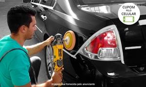 WashUp - Automotiva: Top Endcar – Mooca: pintura de retrovisor (opção de pintura de para-choques, polimento e mais)
