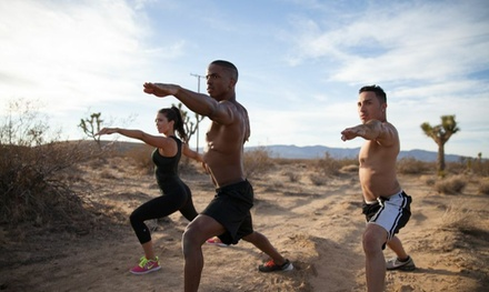 Five BootCamp Classes at Rebellion Fitness (74% Off)