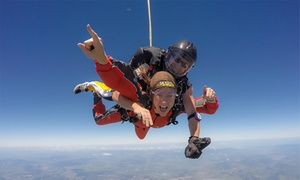 Skydive Bay of Islands: Tandem Skydiving Experience: 9,000ft ($199) or 12,000ft ($239) at Skydive Bay of Islands (Up to $329 Value)