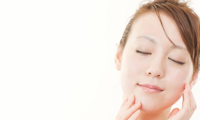 サロンK - Salon K: 毛穴やハリ・乾燥など、気になるお肌トラブルに≪2種から選べるフェイシャル+オプションマッサージ(計70分)/1回分 or 2回分≫ @Salon K