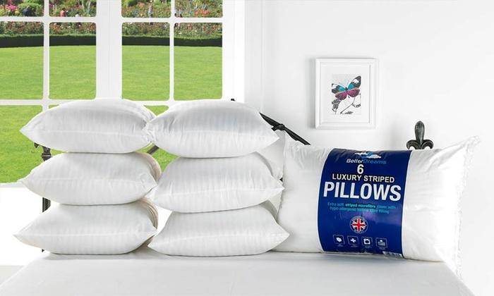 six-satin-pillows