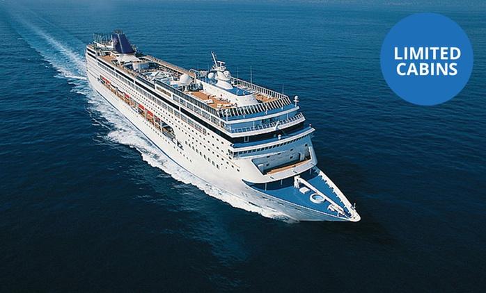 Super Bingo Cruise: Four-Night Portuguese Island All-Inclusive Cruise for Two Aboard the MSC Sinfonia