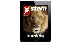 Zeitschriften Club Digital: Halbjahres-Abo des Stern Digital bei Zeitschriften Club Digital (80% sparen*)