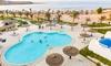✈Hurghada: 14Nächte mit Kreuzfahrt auf dem Nil undim4* Resort