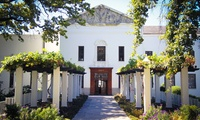 KWV Journey with Food Pairing from R99 for Two at KWV Sensorium