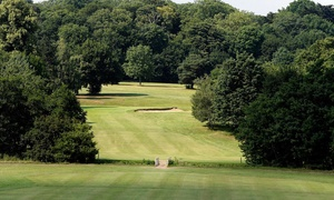 Whitewebbs Park Golf Course: 18 Holes of Golf for Two or Four at Whitewebbs Park Golf Course (50% Off)