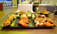 Two-Course Indian Meal with Sides for Two or Four at Mehran Restaurant and Lounge (57% Off)