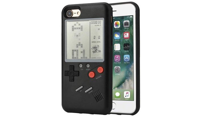 iphone xr coque gameboy