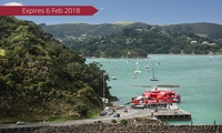 Return Ferry to Waiheke Island with Shuttle Link for 1 ($30) or 4 ($120) Passengers with SeaLink (Up to $186 Value)