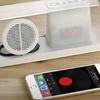 Techy Guru Portable Wireless Bluetooth Speaker in Acrylic Box with Mic