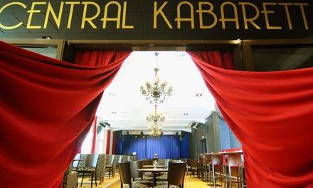 2 Tickets für eine Veranstaltung nach Wahl ab 13.07. im Leipziger Central Kabarett (bis zu 43% sparen)