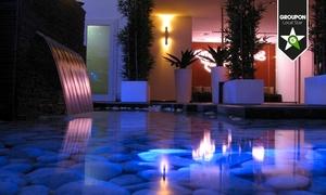 Maison de l'Amour: Spa naturista di coppia senza limiti di tempo con buffet, bottiglia di prosecco, massaggio naturista. Valido in 2 sedi