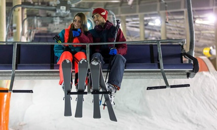 South Limburg: Comfort Room or Junior Suite for Two with Breakfast and Optional Skipass orFondue at SnowWorld Hotel