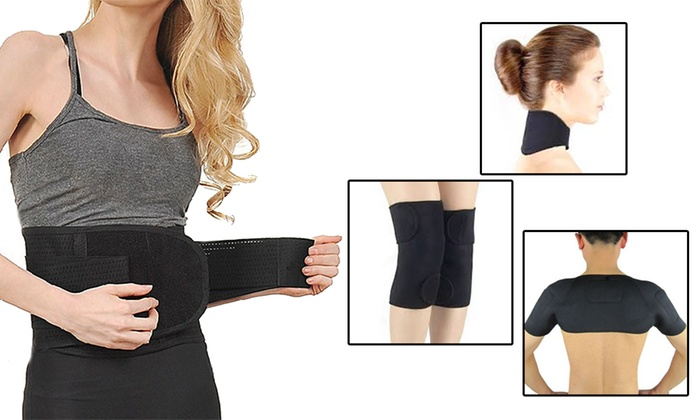 Ever Mercantile Limited: Self-Heating Body Wrap: $13 for the Neck or Knee or $15 for the Back or Shoulder