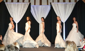 Bride The Wedding Show: Bride: The Wedding Show Entry for One or Four at Knebworth House (Up to 50% Off)