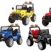 Jeep Safari elettrica Babycar