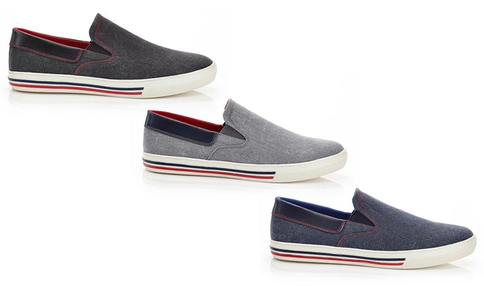Solo Chad Men's Slip On Sneakers