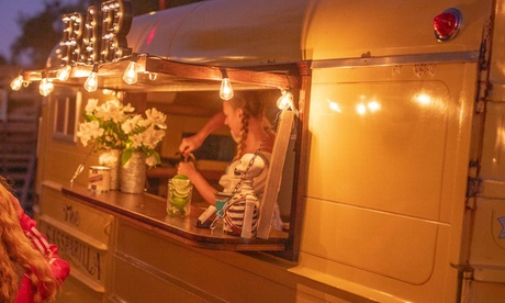 Trailer Rental or Service Package from The Sassparilla Mobile Bar (Up to 20% Off). Four Options Available.