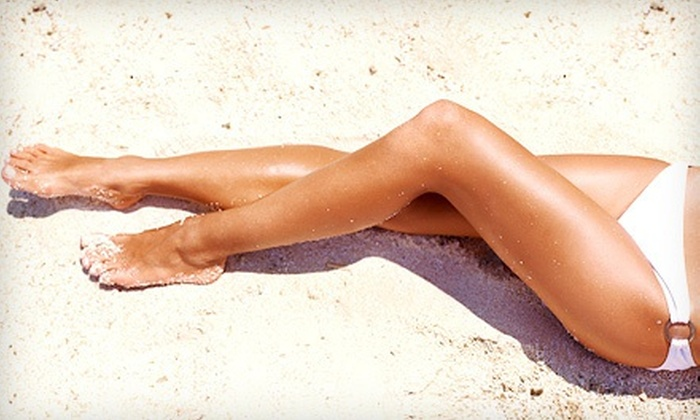 Champagne Skin Lounge - Carlsbad: One or Two Brazilian Waxes at Champagne Skin Lounge (Up to 50% Off)