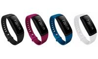 Fitness Tracker Watch w/ Blood Pressure & Heart Rate Monitor (muliti colour)