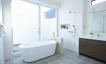10% $899 Off $999 Worth of Custom Interior Design - Bathroom
