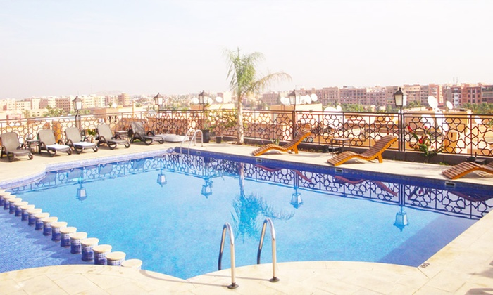 Hotel Imperial Plaza Marrakech