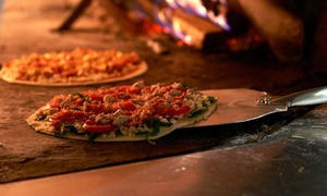Brixx Wood Fired Pizza: Pizza, Sandwiches, and Pasta at Brixx Wood Fired Pizza (40% Off). Two Options Available.