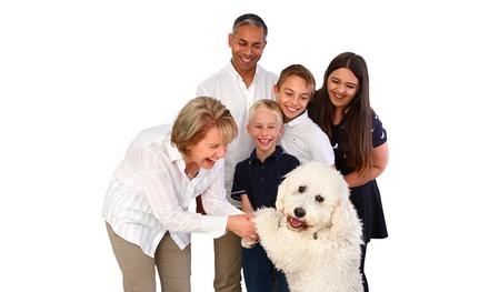 Family Photoshoot 90% Off