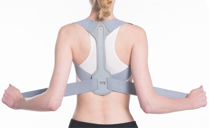 Adjustable Back Posture Corrector: One $19 or Two $29