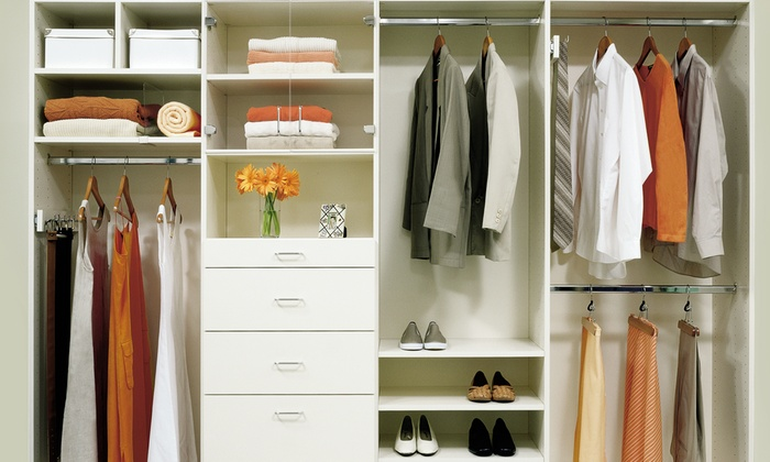 61 Off Closet Makeovers From Closets By Design