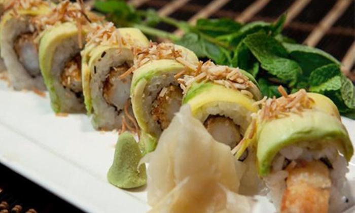 Moksa - Cambridgeport: $15 for $30 Worth of Gourmet Asian Cuisine at Moksa