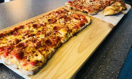 The Yorkshire Deli and Pizza Bar