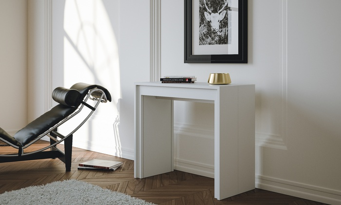 Consolle laccate arcobaleno groupon goods for Groupon shopping arredamento