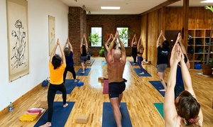 New York City Yoga Deals In New York City Ny Groupon