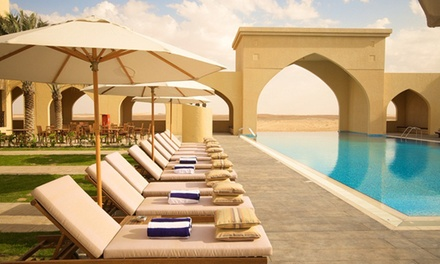 Abu Dhabi: 1  or 2 Ramadan Night All Inclusive Stay for Two with Activities at 4* Tilal Liwa Hotel