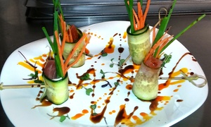 Bistro Food and Drinks for Dinner for Two or Four at Element Bistro, Bar & Lounge (Up to 58% Off)