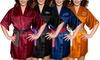 Little Earth Productions Women's NFL Kimono