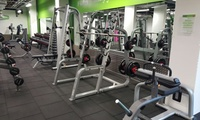 Ten Gym and Sauna Passes at Fit4Less, Southwark