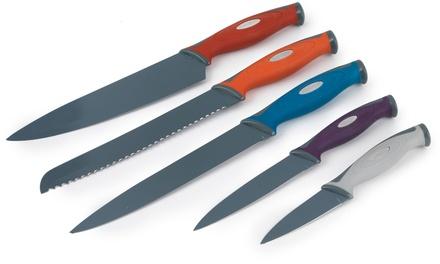 Progress FivePiece Knife Set for £10