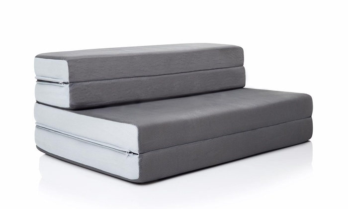 Lucid 4 Folding Mattress Sofa