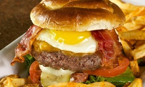 Kitchen 67: Beer and Burgers for Two or $12 for $20 Worth of American Food at Kitchen 67