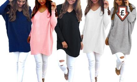 Women's VNeck Sweater