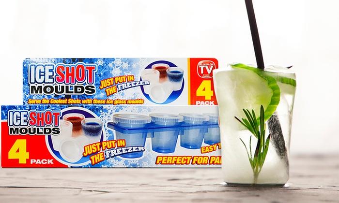 Ice Mould Shot Glasses | Groupon