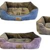 AKC Mason Fur Cuddler Pet Bed