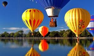 Brokersballoons: Lot balonem nad Biebrzą i Narwią (od 349,99 zł) z poczęstunkiem i prezentem (od 379,99 zł) w Brokersballoons (do -33%)