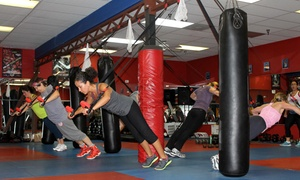 Combat Performance & Fitness: $35 for 1 Month of Unlimited Access to Group Fitness Classes at Combat Performance & Fitness ($99 Value)