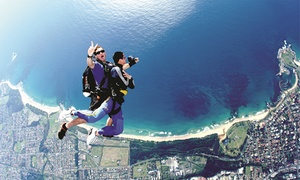 Skydive Australia: $214 (Plus $35 APF and Administration Levy) for a Tandem Skydive from Up to 15,000ft with Skydive Australia, Wollongong