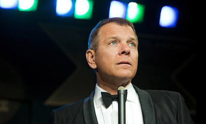 """""""Henry Prego Sings Frank Sinatra: Live from Las Vegas"""" - Tustin: """"Henry Prego Sings Frank Sinatra: Live from Las Vegas""""at Encore Dinner Theatre on October 18 or 19 (Up to 42% Off)"""